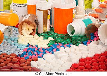 lékárnický, produkt