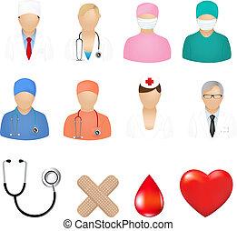 lékařský ikona