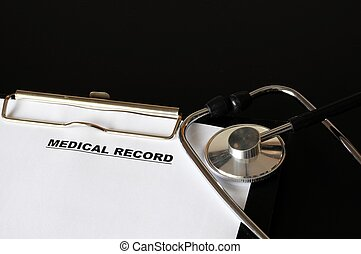 lékařský rekord