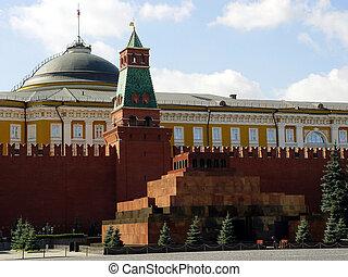 lénine mausoleum