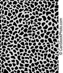léopard, seamless, texture