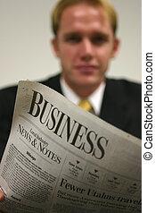 líder, empresa / negocio, 36