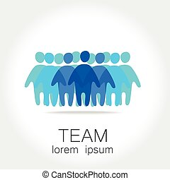 líder, equipe