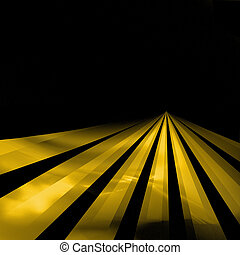 líneas, carretera