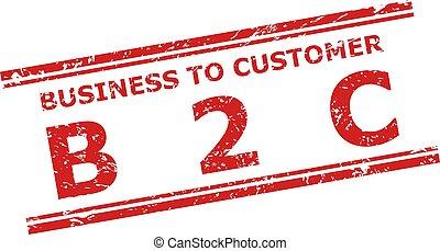 líneas, doble, grunge, cliente, estilo, empresa / negocio, watermark, 2, b, paralelo, c