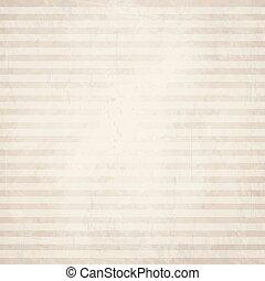 líneas, papel, viejo, plano de fondo