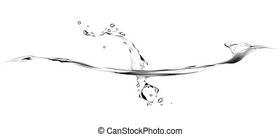 líquido, y, agua
