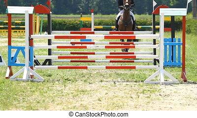 ló ugrás