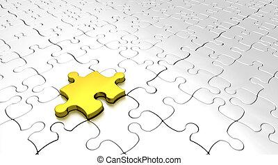 lösen, puzzel, stichsaege