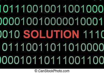 lösning