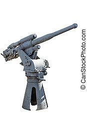 löveg, hajó