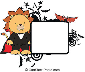 halloween vampir kuh kost m kuh format sehr eps. Black Bedroom Furniture Sets. Home Design Ideas