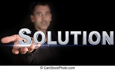 løsning