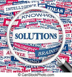løsninger