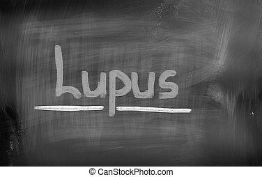 lúpus, conceito