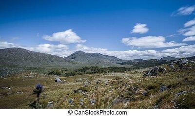 Lücke,  molls,  Kerry, FEHLER,  -, grafschaft, irland, Zeit, Landschaften