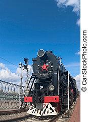 L series locomotive - L series steam locomotive