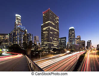 L.A. At Night