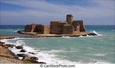 La Castella in Italy