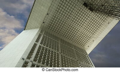 La Defense,Paris, France - La Defense, commercial and...