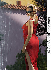 La Dolce Vita - A classically beautiful mediterranean woman...
