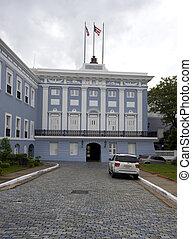 la fortaleza governor's mansion - la fortaleza the...