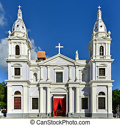 La Guadalupe Cathedral - Ponce, Puerto Rico