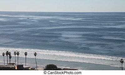La Jolla shores, San Diego, California, zoom out