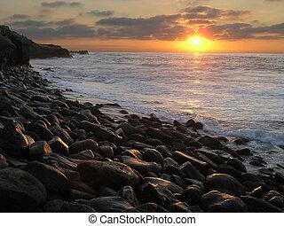 La Jolla Sunset, San Diego, CA