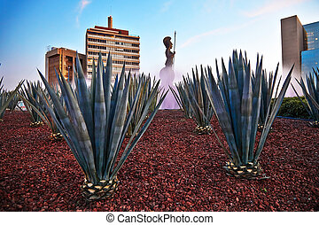 La Minerva in Guadalajara - Historical monument in...