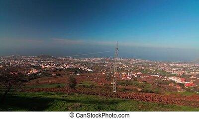 La Orotava, Tenerife, Spain - Graded and stabilized version....