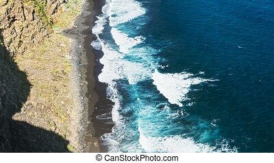 La Palma Playa De Nogales Timelapse, Spain - Timelapse...