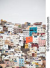 La Palmas de Gran Canaria, Ciudad Alta