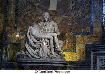 La Pieta in Saint Peter Basilica