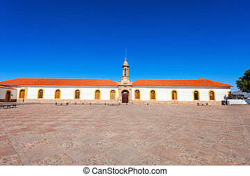 La Recoleta Santa Ana is a monastery in Sucre, the capital of Bolivia