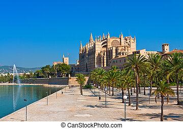 La Seu L - Kathedrale La Seu Palma de Mallorca