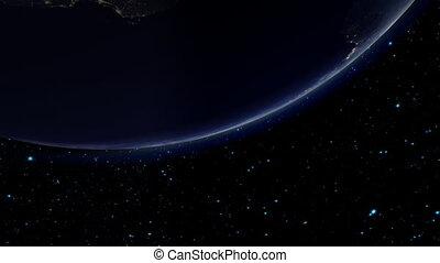 la terre, 2, soleil