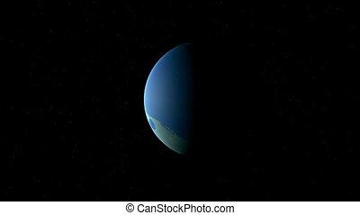 la terre, astéroïde