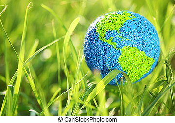 la terre, herbe