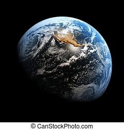 la terre, modèle