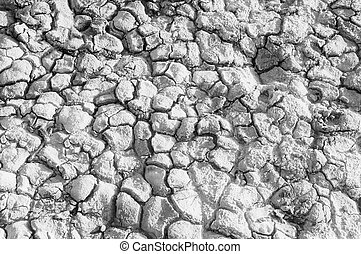 la terre, sel, texture