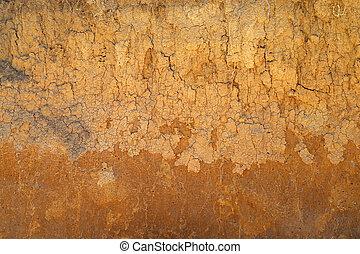 la terre, texture