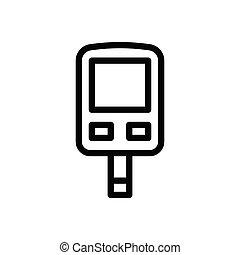 lab thin line icon