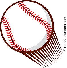 labda, baseball