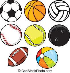 labda, gyűjtés
