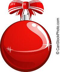 labda, karácsony
