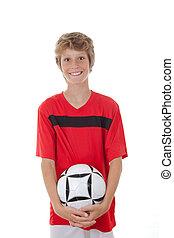 labdarúgás, futball játékos