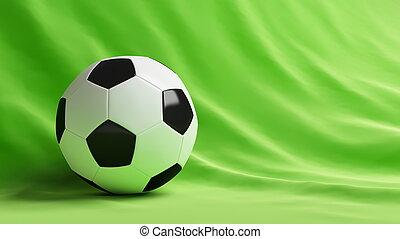 labdarúgás, soccerball