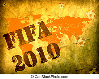 labdarúgás, világbajnokság, 2010, fogalom