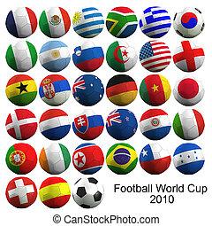 labdarúgás, világbajnokság, 2010
